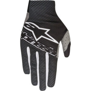 Alpinestars 2018 Radar Dune Gloves blk wht
