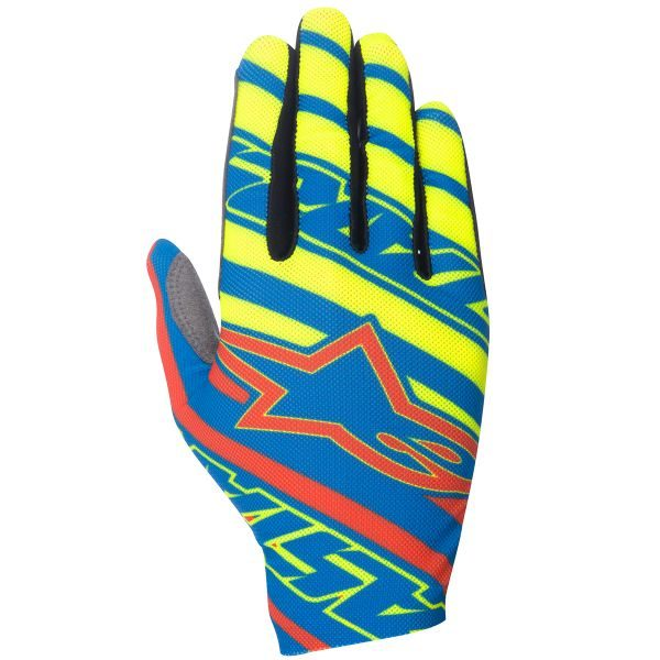Motocross-Gloves-Alpinestars-Dune-Blue-Red