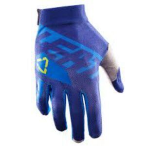 leatt gpx 2.5 x flow gloves blue-lime