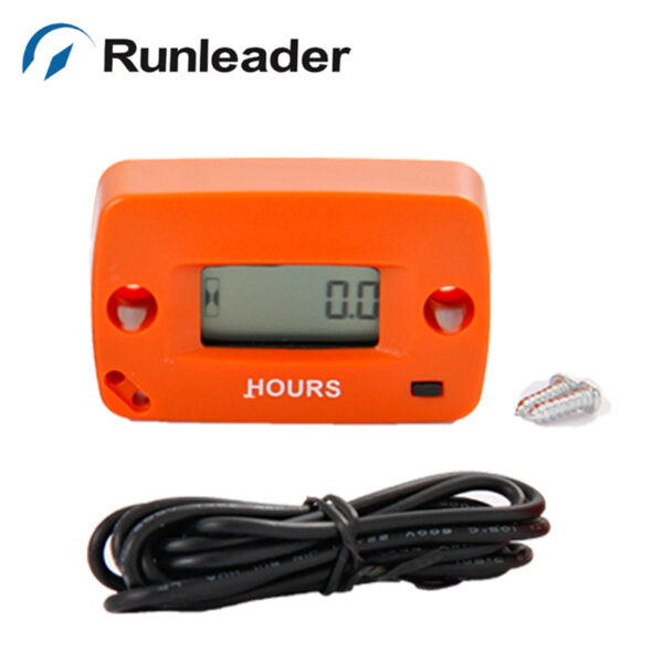 Free-shipping-hot-sell-Gas-Engine-Hour-Meter-for-MX-motorcycle-ATV-font-b-chainsaw-b