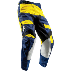 PULSE LEVEL NAVY YELLOW PANT