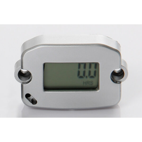 TACH HOUR METER(SILVER)