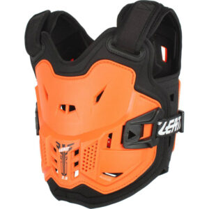 leatt 2.5 chest protector ORANGE-BLACK