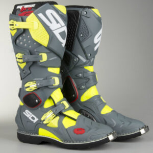 SIDI CROSSFIRE 2 YELLOW FLO GREY
