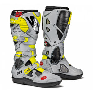 SIDI CROSSFIRE 3 SRS GREY YELLOW FLUO