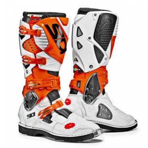 SIDI CROSSFIRE 3 WHITE ORANGE