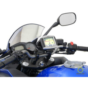 Navi Bag Pouch Large is a weather resistant GPS or iPad cradle for all tech savvy riders.