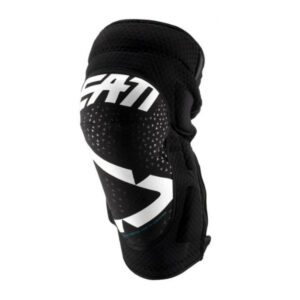 leatt_kneeguard_3df5.0zip_whiteblk_front_left_5019400520